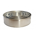 4 Tier Round Aluminium Cake Tin Baking Pan 6 - 8 - 10 - 12 inch