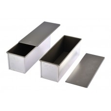 Bread Loaf Pan Non Stick 900g with Lid