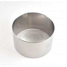 Round Mousse Ring 80mm x 50mm 5pcs