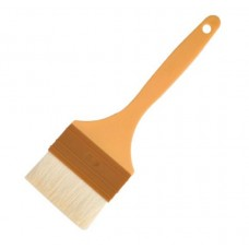 Wool Pastry Brush Plastic Handle 235mm x 75mm x 35mm